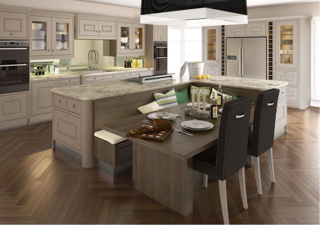 luxury kitchen in Dublin