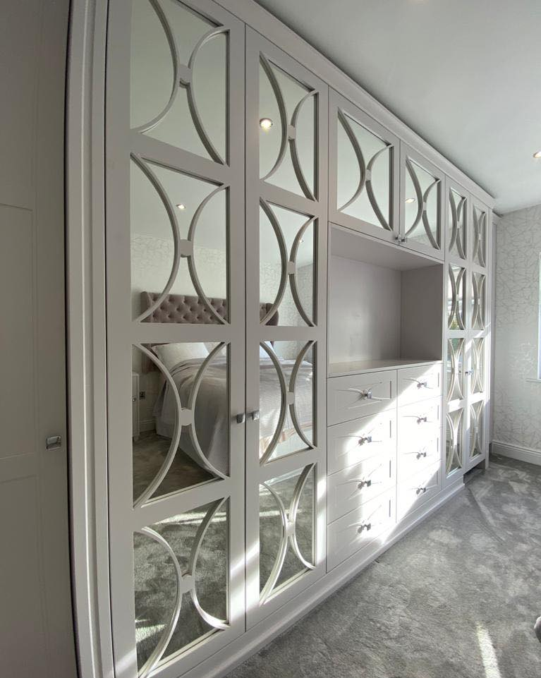 Absolutely Stunning Work By Our Team - Bespoke wardrobe in South Dublin (1)