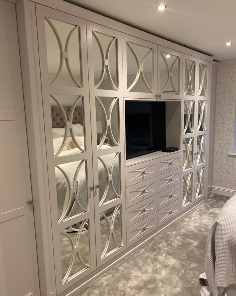 Absolutely Stunning Work By Our Team - Bespoke wardrobe in South Dublin