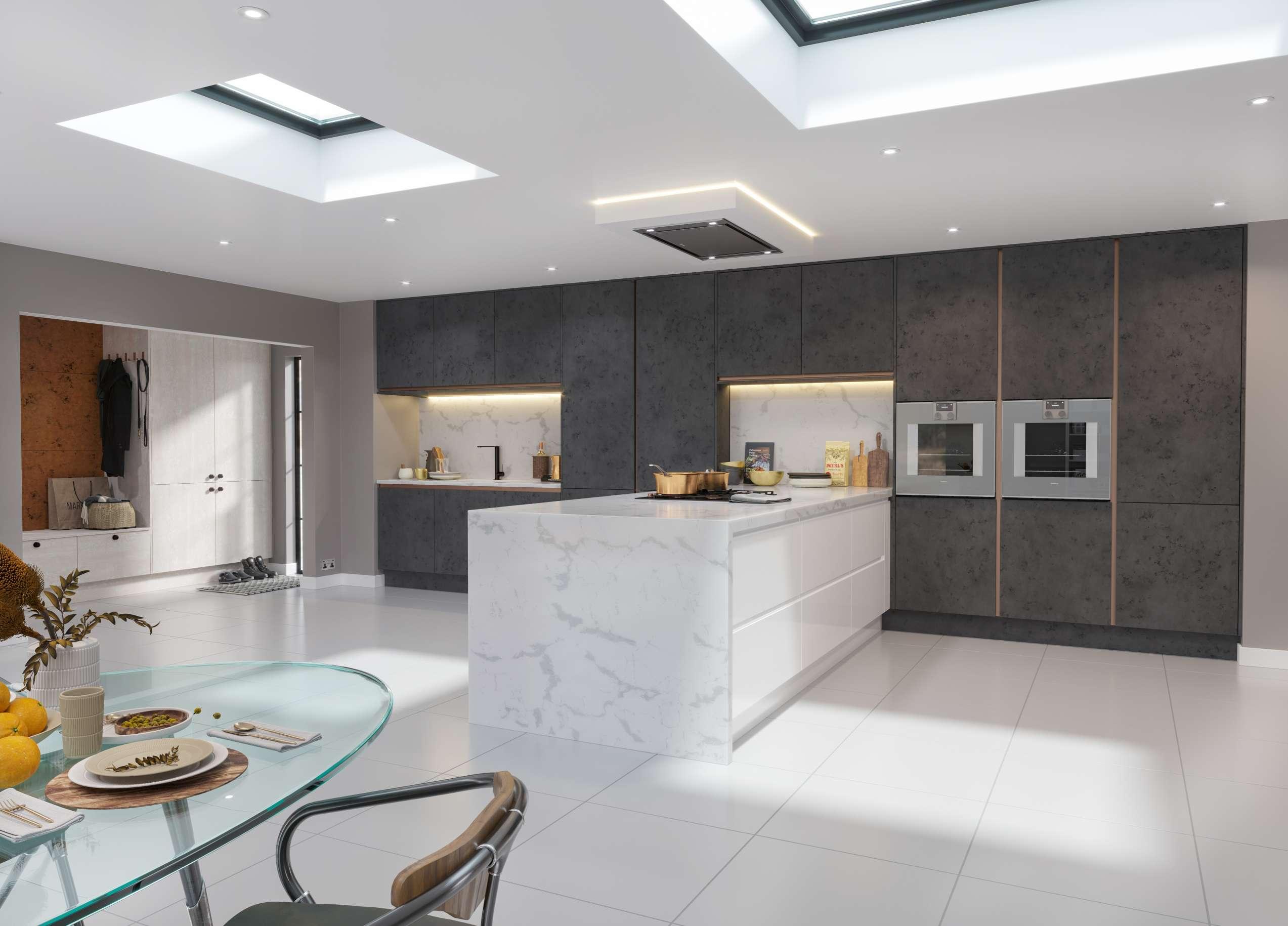 Contemporary Kitchens Dublin