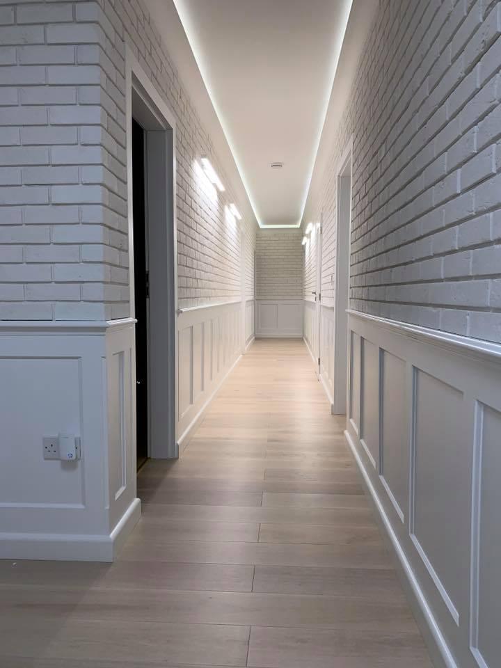 Massive Under-stairs Storage Wardrobe Unit