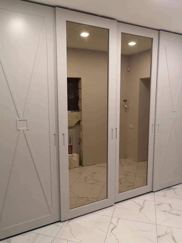 New Line of Spray Painted Door Designs