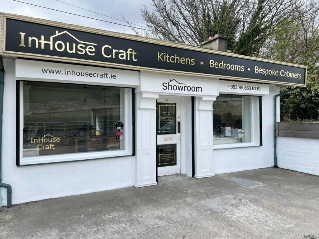 InHouse Craft Showroom in South Dublin