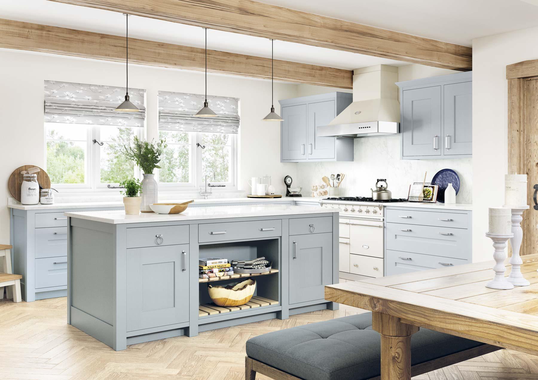 In-Frame Kitchens in Dublin, Ireland